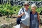 Sean Sayers e la moglie Janet