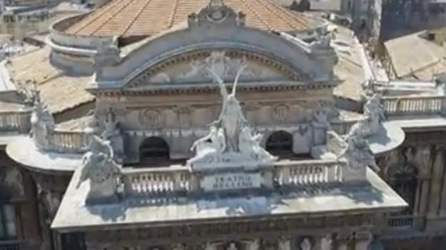 teatro bellini catania, Catania, Politica