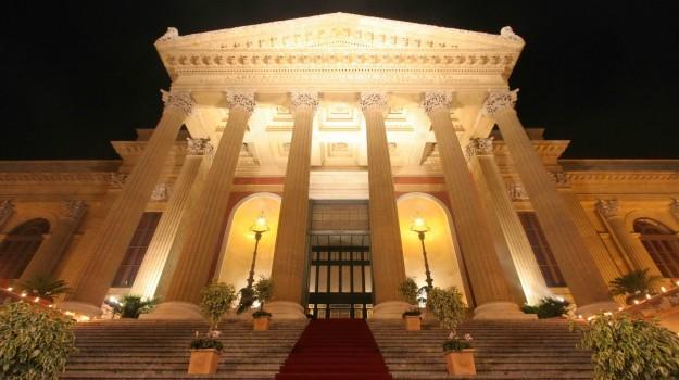 dati abbonati teatro massimo, Teatro Massimo di Palermo, Francesco Giambrone, Leoluca Orlando, Palermo, Cultura