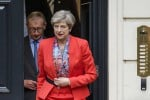 Sventato l'attentato di un terrorista islamico contro Theresa May