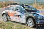 Rally di Caltanissetta, Riolo ha una marcia in più