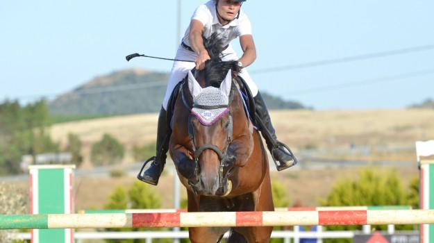equitazione, Salto ostacoli, Sicilia, Sport