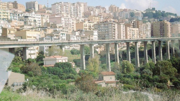 viadotto Morandi, Agrigento, Economia
