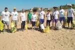 Agrigento, il Wwf pulisce spiagge e fondali