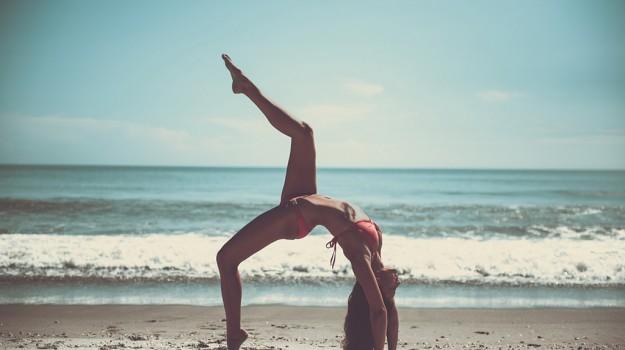 praticanti, yoga, Sicilia, Vita