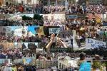 Vaccini: cortei in varie citta' contro il decreto. Un'immagine delle proteste