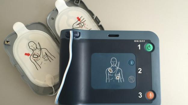 Defibrillatore vigili del fuoco sciacca, Agrigento, Cronaca