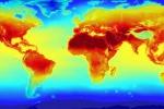 Entro il 2100 il 74% della popolazione potrebbe essere esposta a ondate di calore (fonte: Nasa)