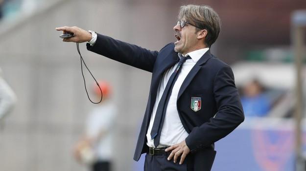 Calcio, italia-inghilterra, under 20, Sicilia, Sport