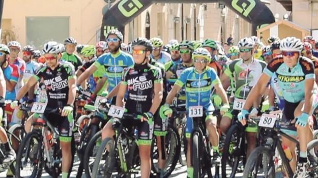 Alcamo, bici, Trapani, Cronaca