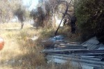 L'amianto nelle strade di Messina, la raccolta non parte
