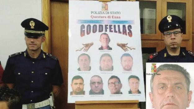 arresto catania, enna, leonforte, mafia, Enna, Cronaca