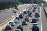 CO2, calano ad aprile le emissioni derivate da autotrazione