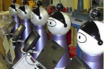 Il robot Enrichme (fonte: Centro per l'Innovazione e il Trasferimento Tecnologico/Kompai)