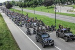 Esercito di Jeep e Harley pronto a invadere Torino