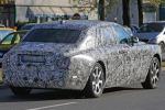 Ammiraglia Rolls-Royce Phantom 'sovrana' più agile e leggera