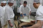Arriva nei negozi la mozzarella 'La Dozza', made in carcere