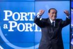 Il leader di Forza Italia, Silvio Berlusconi a