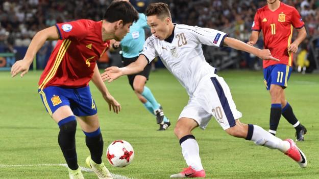 Europei under 21, Italia-Spagna, Sicilia, Sport