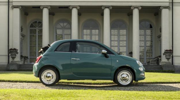 Fiat 500 anniversario festeggia 60 anni del cinquino giornale di