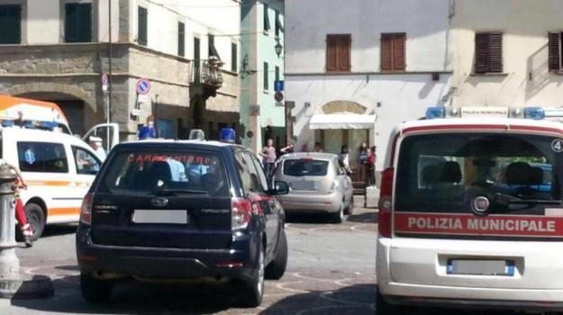 arezzo, bimba morta in auto, Sicilia, Cronaca