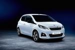 Peugeot, debutta su 108 versione sportiva GT Line