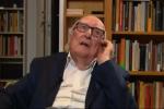 """Camilleri svela il finale di Montalbano: """"Scompare, ma non morirà"""" - Video"""