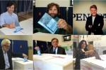 Corsa a sindaco di Palermo, i candidati alle urne: le immagini dai seggi - Foto