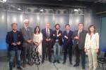 Mobilità, periferie, centro storico I candidati a sindaco di Palermo su Tgs Ecco il confronto finale - Video