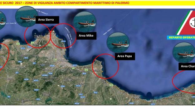 capitaneria di porto, controlli, mare sicuro, Palermo, Cronaca