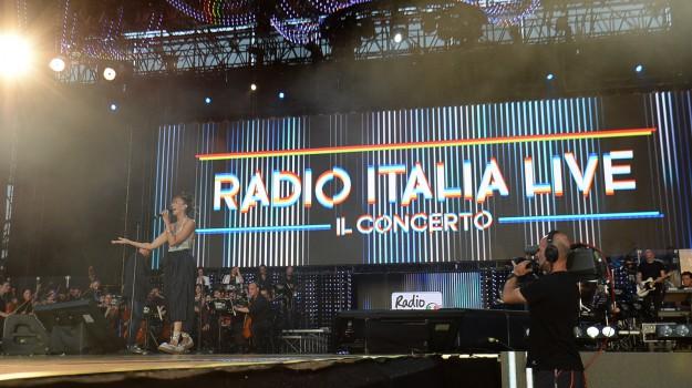 concerto radio italia palermo, Palermo, Cultura