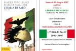 L'Italia di Salò e i siciliani: racconti e segreti in un libro