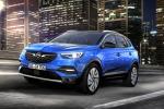 Con nuovo Grandland X, Opel è 'promossa' nel segmento C-suv