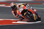 In Catalogna pole di Pedrosa, Rossi partirà tredicesimo