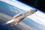 Rappresentazione artistica dello spazioplano XS-1 (fonte: Boeing)