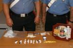 Castelvetrano, il cane Derby scopre 50 dosi di droga