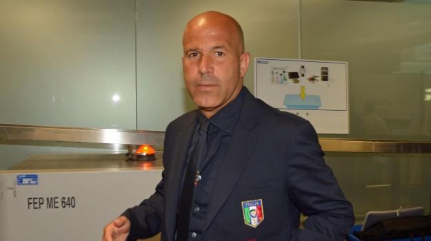 italia under 21, italia-slovenia, Sicilia, Sport