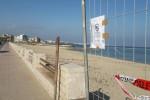 Trapani, si rompe una fognatura: vietata la balneazione in un tratto di spiaggia