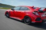 Honda: a ottobre arriva Civic Type R, la 'cattiva' da 320 cv