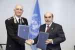 Al via partnership tra Fao e Carabinieri a tutela foreste