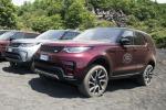 Land Rover Discovery conferma le sue doti sull'Etna