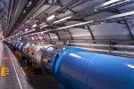 Vista del tunnel dell'Lhc al Cern di Ginevra (fonte: Maximilien Brice (CERN))