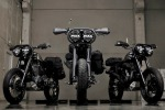 Tre special Harley Davidson protagoniste a Wheels&Waves