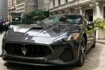 Maserati porta alla Borsa di New York la GranTurismo MY 2018