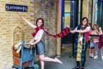 Tappa irrinunciabile per i fan di Harry Potter: Platform 9¾ a King's Cross Stagion. Foto chris-mueller iStock.