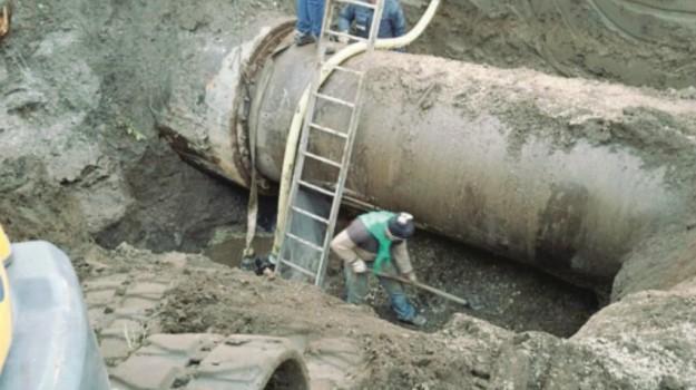 Erogazione acqua Raffadali, guasto acqua agrigento, Agrigento, Cronaca