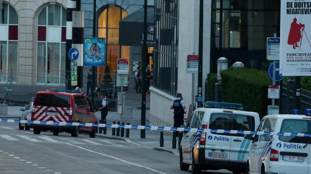 attentato, stazione di bruxelles, terrorismo, Sicilia, Mondo