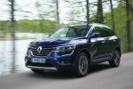 A settembre arriva Koleos, suv 'internazionale' di Renault