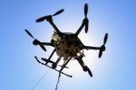 Arrivano i droni in spiaggia per salvare la vita ai turisti