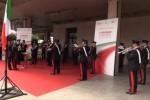 Festa della Repubblica, alla stazione di Palermo la musica della Fanfara dei carabinieri - Video
